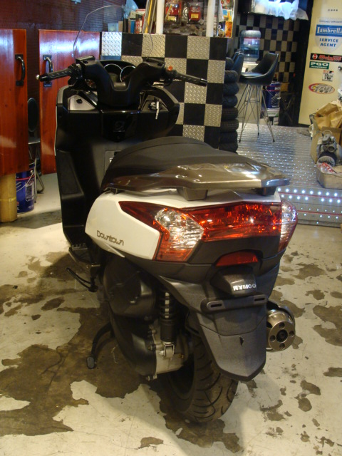 KYMCO Downtown125i ABS Euro