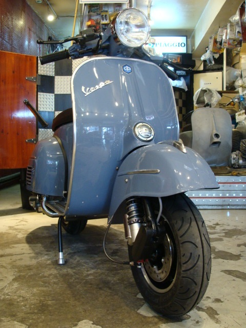 Vespa 70\'S Large custom