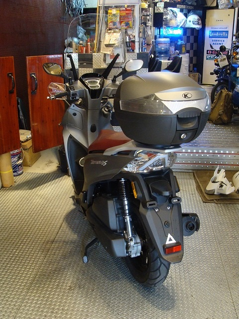 KYMCO Tersely S 125/150 (新車)